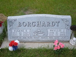 Phyllis Jean <i>McKinney</i> Borchardt