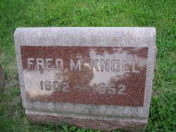 Fred Martin Bernard Wilhelm Knoll