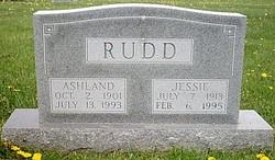 Ashland Rudd