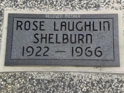 Rosabelle Rose <i>Laughlin</i> Shelburn