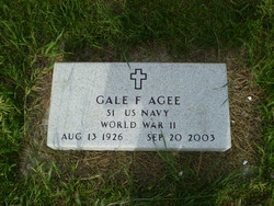 Gale F Agee