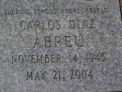 Carlos Diaz Abreu