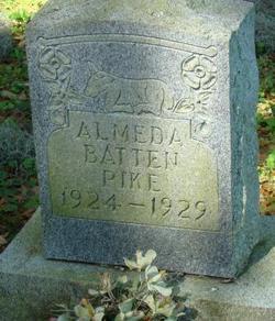 Almeda <i>Batten</i> Pike