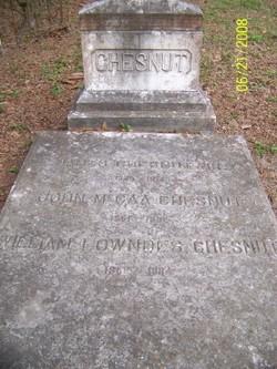 James Chesnut, Jr.