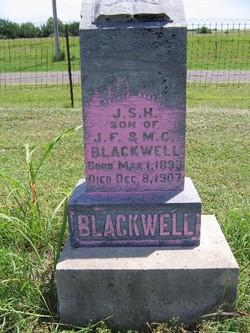 J. S. H. Blackwell