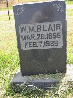 W. M. Blair