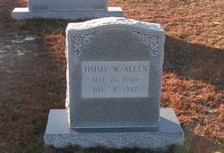 Jimmy Wayne Allen