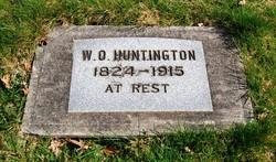 William Olmskirk (Ormskirke) Huntington