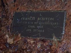 Francis Bouton