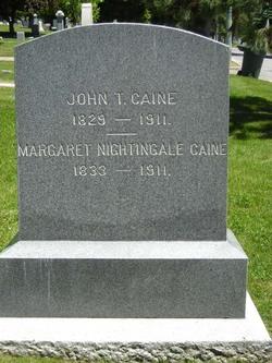 Margaret <i>Nightingale</i> Caine