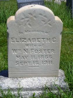 Elizabeth C Foster