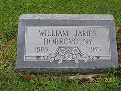 William James Dobrovolny