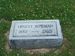Ernest Bowman