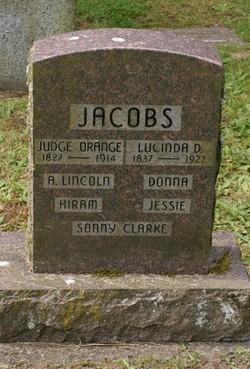 Orange Jacobs