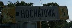 Hochatown Cemetery
