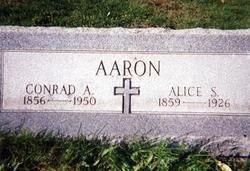 Conrad A Aaron