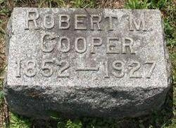 Robert M Cooper