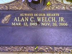 Alan C. Welch, Jr