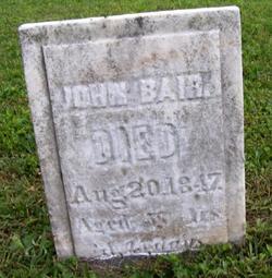 John Bair