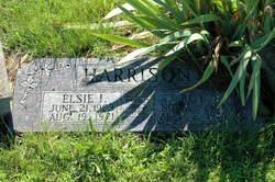 Elsie I. Harrison