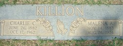 Charlie Carter Killion