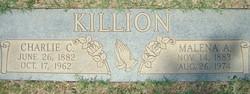 Malena Ann Lena <i>Jackson</i> Killion