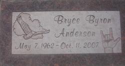 Bryce Byron Anderson