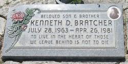 Kenneth Dewayne Bratcher