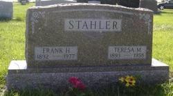 Frank H. Stahler