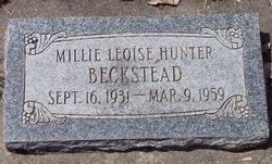 Millie Leoise <i>Hunter</i> Beckstead