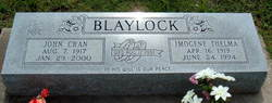 Imogene Thelma Blaylock