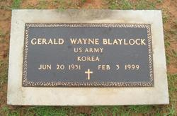 Gerald Wayne Blaylock