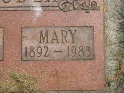 Mary Anna <i>Lazar</i> Chudek