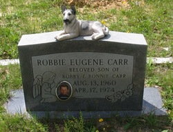 Robbie Eugene Carr