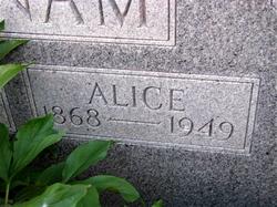 Phoebe Alice <i>Sloan</i> Burnam