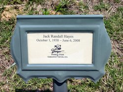 Jack Randall Hayes