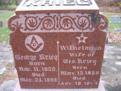 John George Krieg