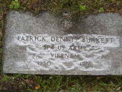 Patrick Dennis Burkett