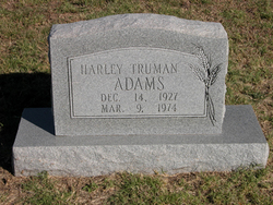 Harley Truman Adams