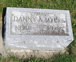 Danny Albert Myers