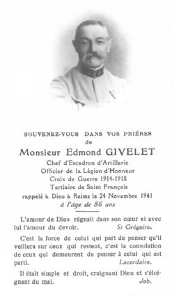 Edmond Givelet