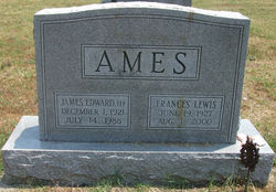 Frances <i>Lewis</i> Ames