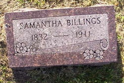Samantha <i>McCREERY</i> Billings