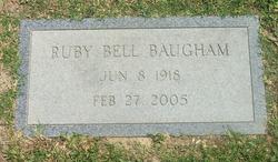 Ruby <i>Bell</i> Baugham