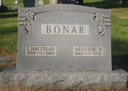 Missouri Belle <i>Flinn</i> Bonar