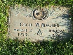 Cecil Wallace Magers