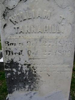 William T Tannahill