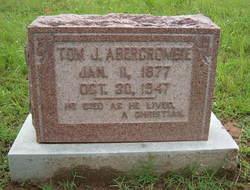 Thomas Jackson Abercrombie