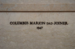 Columbus Marion Dad Joiner