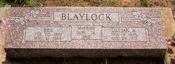 Lillian Anna <i>Peters</i> Blaylock